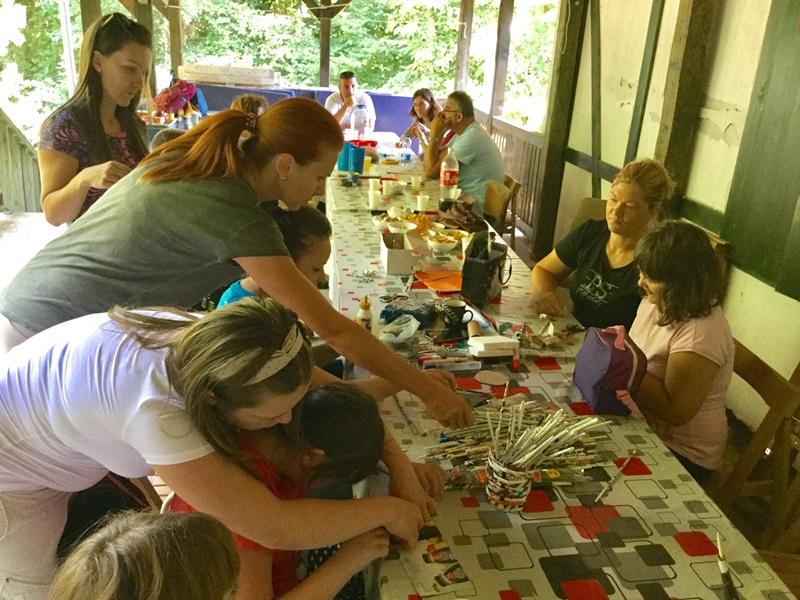Терапија за децу и родитеље у Овчар Бањи