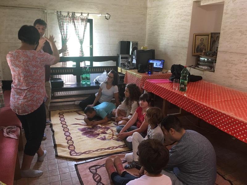 Глума као терапија за децу и младе у Овчар Бањи