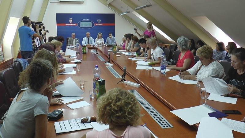 Град Чачак определио 16 милиона за помоћ старим лицима
