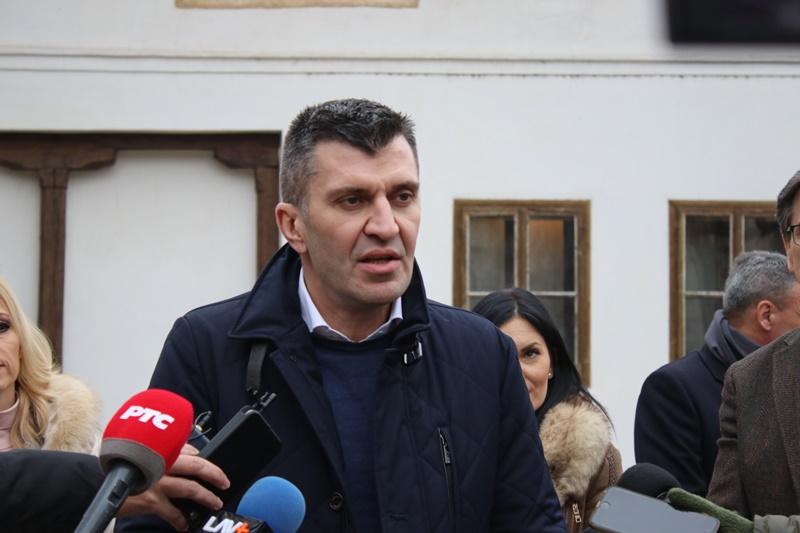 Министар Ђорђевић: Желимо да се особе са инавилидитетом осећају као једнаки грађани