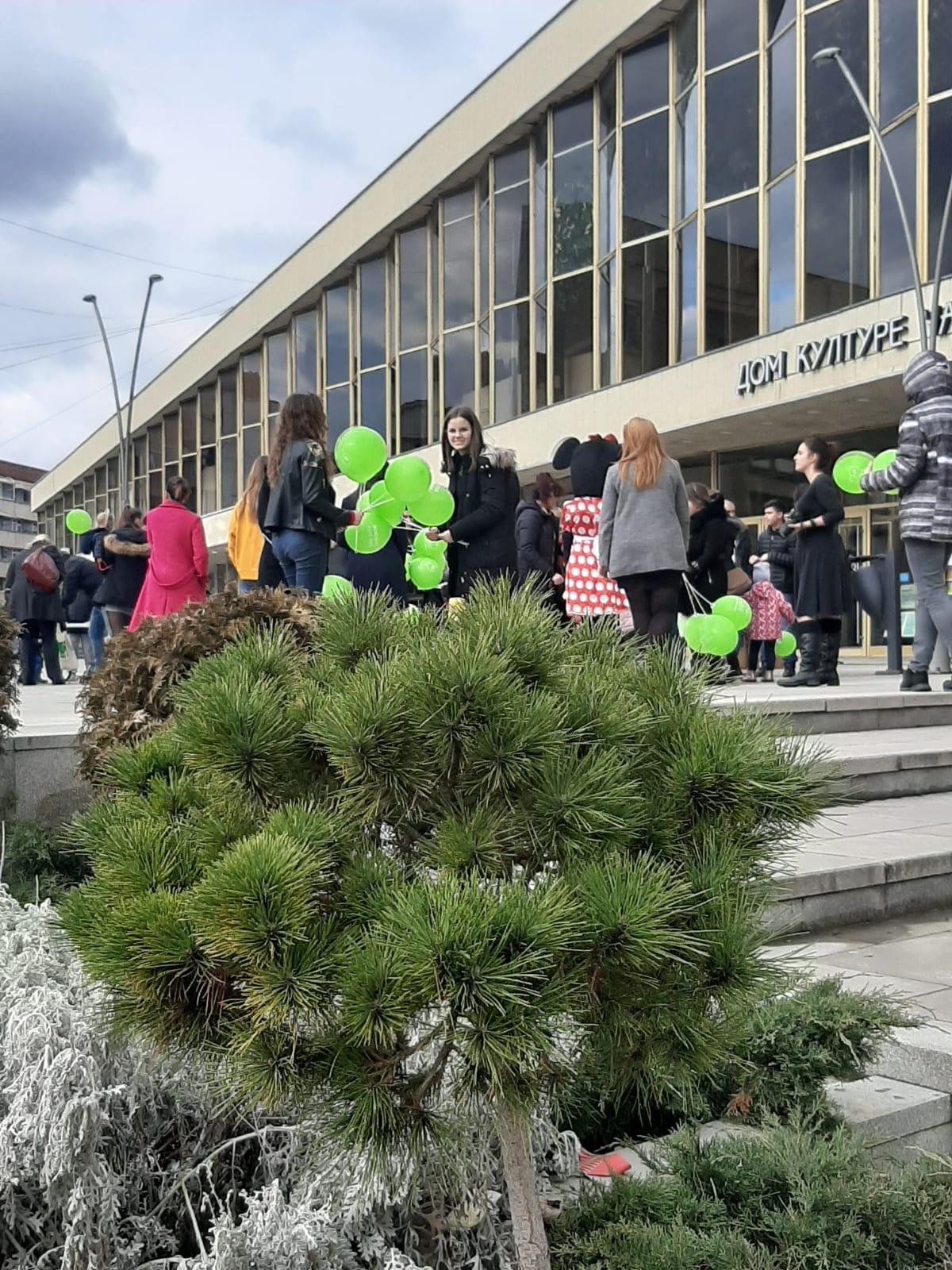 И у Чачку је обележен Међународни дан деце оболеле од рака