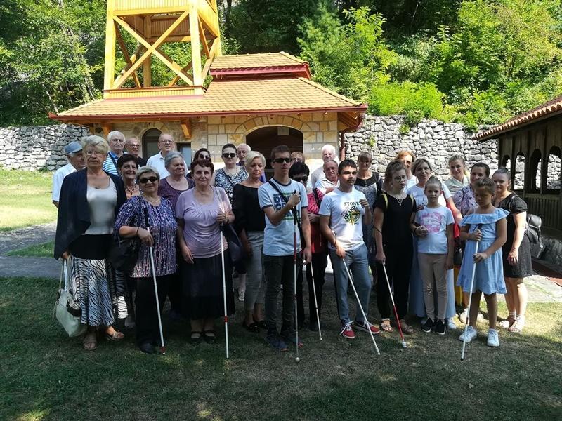 Чланови Савеза слепих из Ужица посетили Ариље